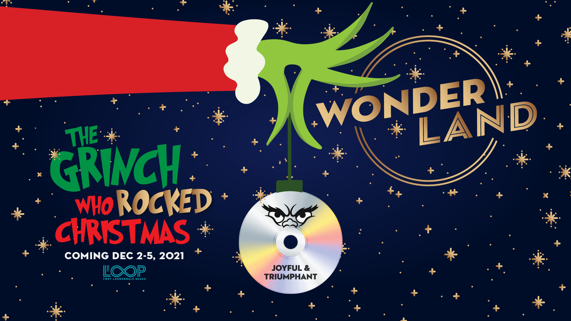 The Grinch Who Rocked Christmas
