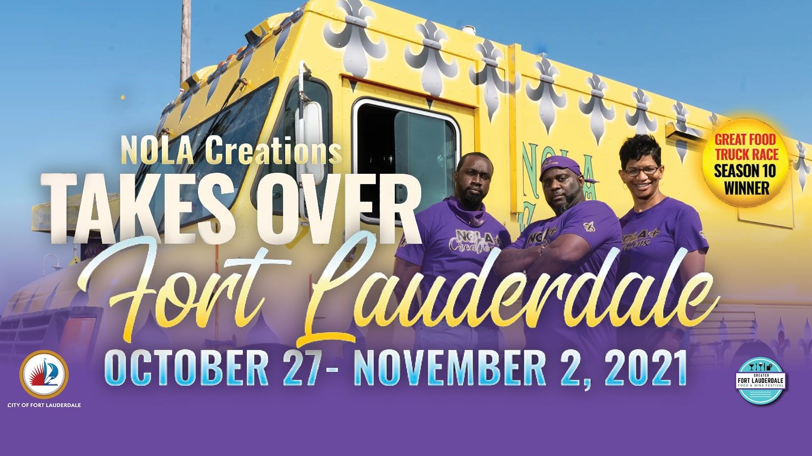 NOLA Creations Takeover